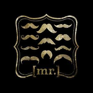 Mustache Galore by Melody Hogan
