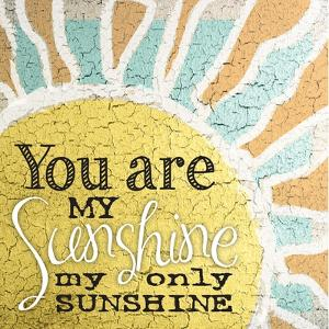 My Only Sunshine 1 by Melody Hogan