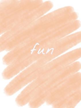 Paint Peach by Melody Hogan