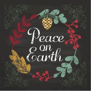 Peace On Earth by Melody Hogan