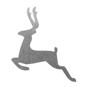 Silver Deer 3 by Melody Hogan