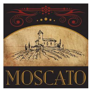 Vinyard Wine 3 by Melody Hogan