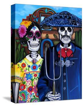Mex Am Gothic by Melody Smith