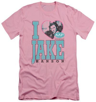 Melrose Place - I Heart Jake Hanson (slim fit)