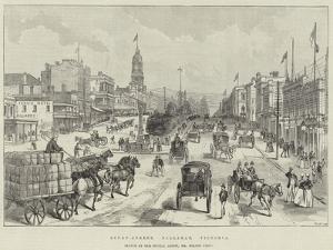 Sturt-Street, Ballarat, Victoria by Melton Prior