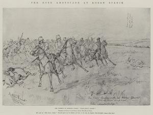 The Boer Ambuscade at Koorn Spruit by Melton Prior