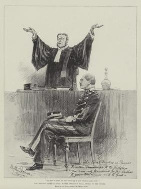 The Dreyfus Court-Martial, Maitre Demange's Final Appeal to the Judges by Melton Prior