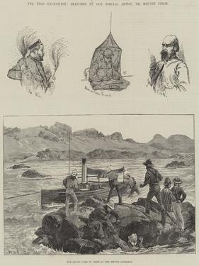 The Nile Expedition by Melton Prior