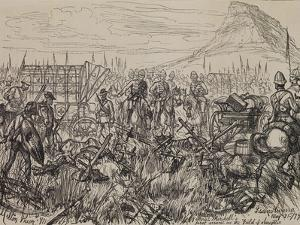 The Zulu War: the Field of Isandlwana Revisited, 1879 by Melton Prior