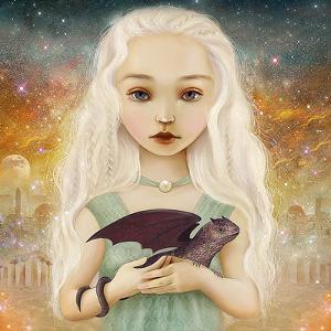 The Dragon Princess by Meluseena