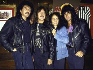 Members of Heavy Metal Rock Group, Black Sabbath