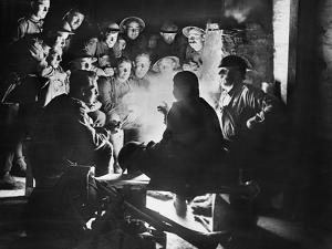 Members of the 1st Australian Light Trench Mortar Battery