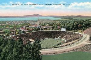 Memorial Stadium, Berkeley