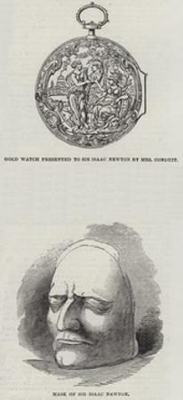 Memorials of Sir Isaac Newton