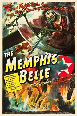 Memphis Belle, William Wyler's WWII documentary about the B-17 fighter plane, 1944