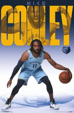 Memphis Grizzlies - M. Conley '18