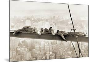 Men on Girder, 1930