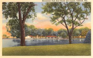 Menominee Park and Lagoon, Oshkosh, Wisconsin
