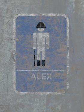 Mens Bathroom - Alex