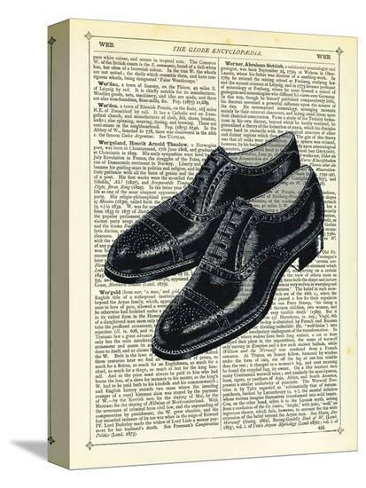 Mens Shoes-Marion Mcconaghie-Stretched Canvas