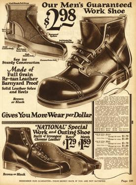 Mens Work Shoes 1924