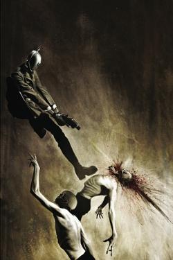 Zombies vs. Robots - Cover Art by Menton Matthews III