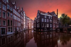 Amsterdam Dawn by Merakiphotographer