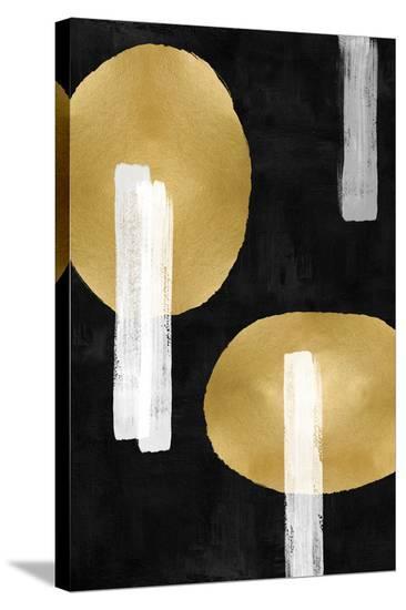 Meraux Rhythm-Paul Duncan-Stretched Canvas Print