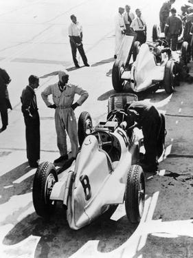 Mercedes-Benz Grand Prix Cars, C1934