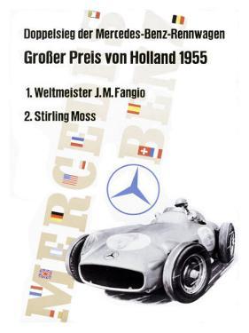 Mercedes Benz, Holland Grand Prix