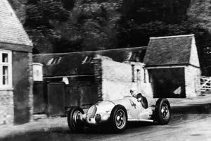 Mercedes-Benz W125, Donington Grand Prix, 1937
