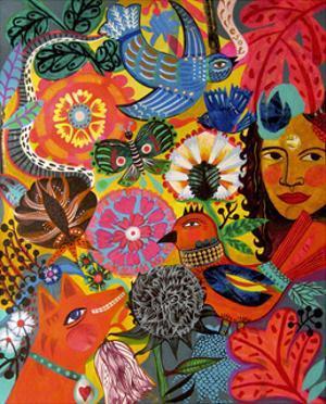 Tahiti by Mercedes Lagunas