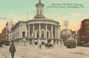 Merchants Old Stock Exchange, Philadelphia, Pennsylvania