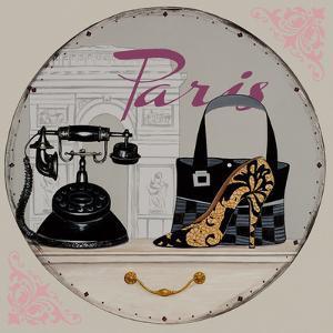 Paris Bling Bling II by Mercier