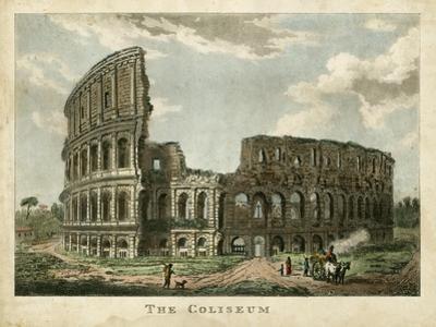 The Coliseum by Merigot
