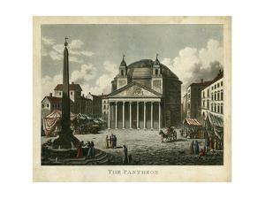 The Pantheon by Merigot