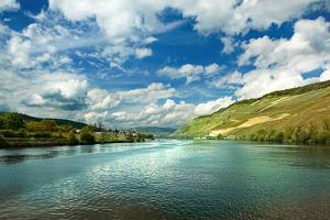 Mosel River by MERLIN