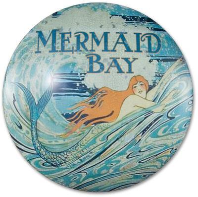 Mermaid Bay Dome Sign