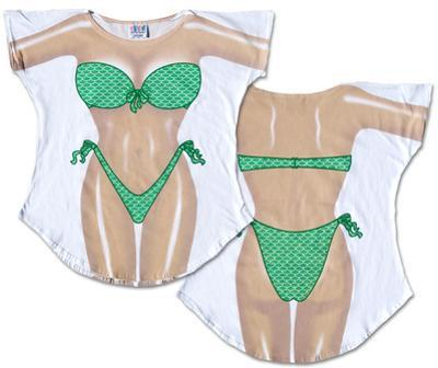 Mermaid Bikini Cover-Up