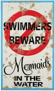 Mermaid Warning