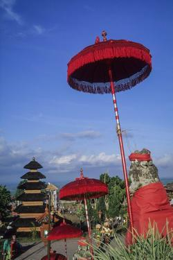 Asia, Indonesia, Bali, Pura Besakih. the 'Mother Temple.' by Merrill Images