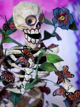 Day of the Dead Altar, San Miguel De Allende, Mexico by Merrill Images