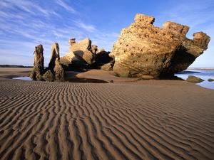 Ruins of Bordj El Berod in Essaouira by Merrill Images