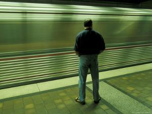 Subway, Los Angeles, California, USA by Merrill Images