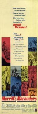 Merrill's Marauders, 1962