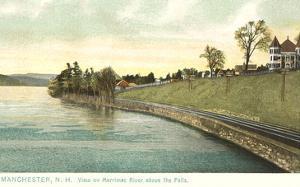 Merrimack River, Manchester, New Hampshire