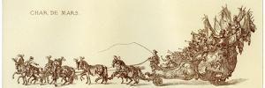 Chariot of Mars by Merry Joseph Blondel