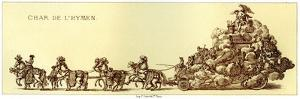 Chariot of the Hymen by Merry Joseph Blondel