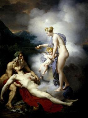 Venus Healing Eneas by Merry-Joseph Blondel