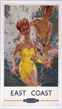 East Coast, BR (ER), c.1948-1964 by Mervyn Quayle